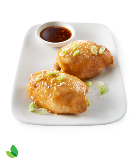 Asian Chicken Thighs Recipe: Asian Glazed Chicken Thighs Recipe With Truvía® Brown