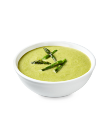Asparagus Soup Nectar April