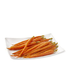 Bourbon Carrots April