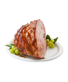 Glazed Ham April