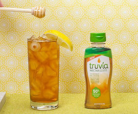Introducing NEW Truvia® Nectar: The Reduced-Calorie Way to Love Honey