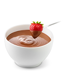 results Chocolate Fondue