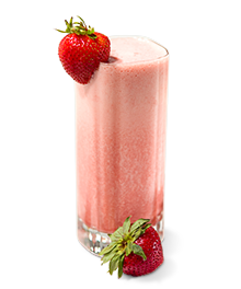 results Strawberry Banana Sunrise Smoothie 1