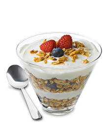 results bb Granola Yogurt 2